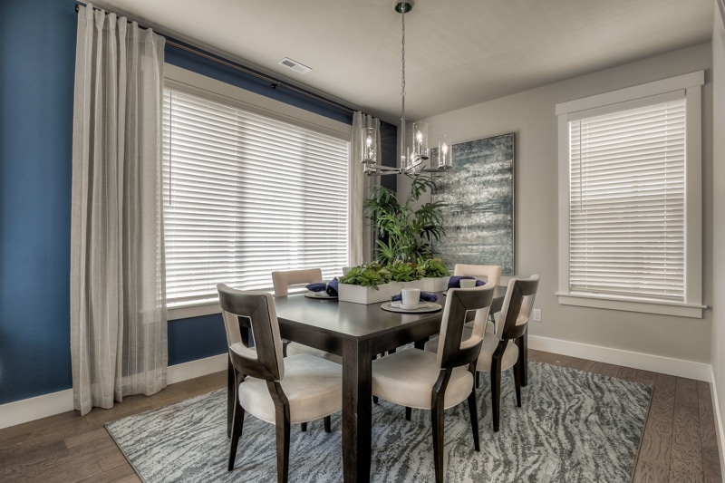 Space for formal dining.