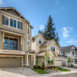 Harbour Crossing - new homes in South Everett.