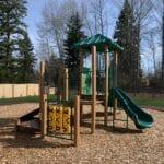 Fun kids play area